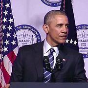 Обама  раскритиковал Трампа