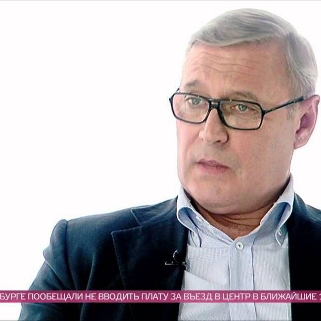Михаил Касьянов в программе Юлии Таратуты