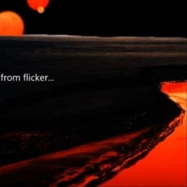 075 : from flicker...