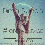 Dima Punch— #OpenVoltage Radio 003 (003)