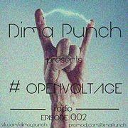 Dima Punch— #OpenVoltage Radio 002 (002)