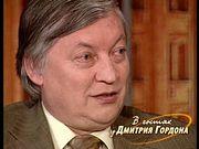 Карпов о политической деятельности Каспарова