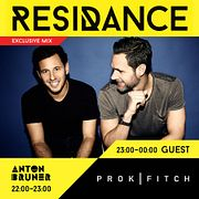 Anton Bruner ResiDANCE 201 - Part 1