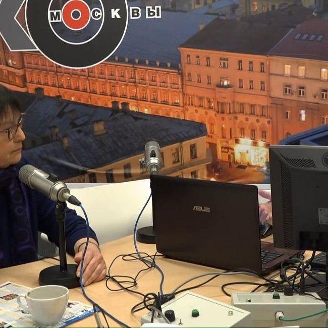 Человек из телевизора / Ксения Ларина и Ирина Петровская // 07.04.18