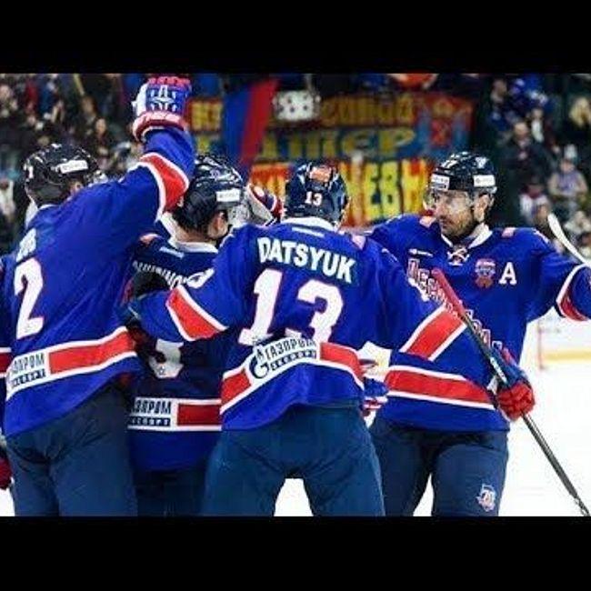 НХЛ — все, СКА — добро, Захаркин — зло? Выпуск 5 (14.10.2017)