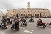 По России на мотоцикле с американским гонщиком Блейком Фрекенгом