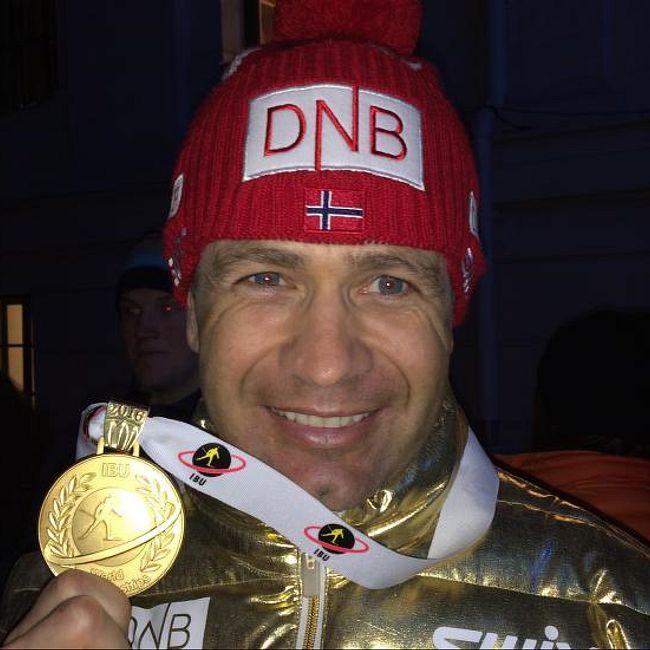 Бьорндален выбрал новый вид спорта