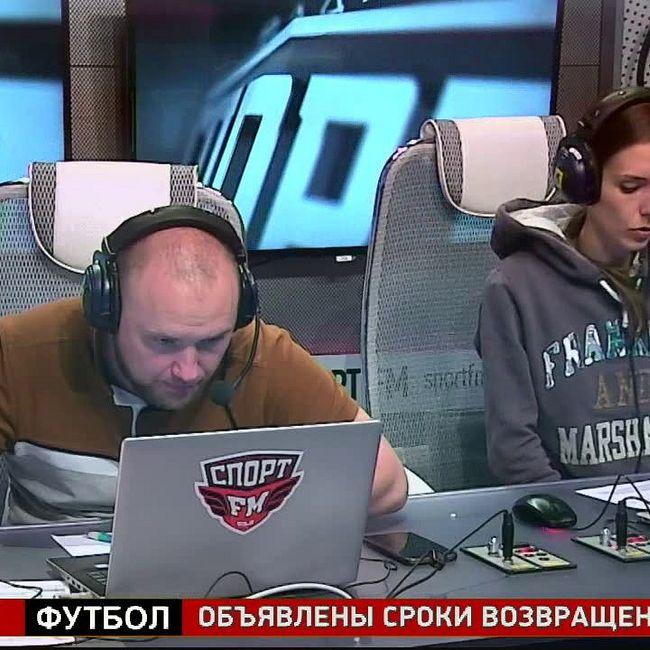 Спорт Life. Гость - Руслан Кривуша, тренер VITYAZ FIGHT и RUS GYM. 30.04.2018
