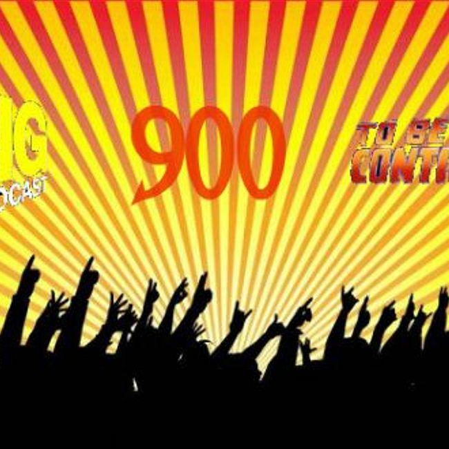 900 THE BIG PODCAST! Какие Вы Все Хмурые.