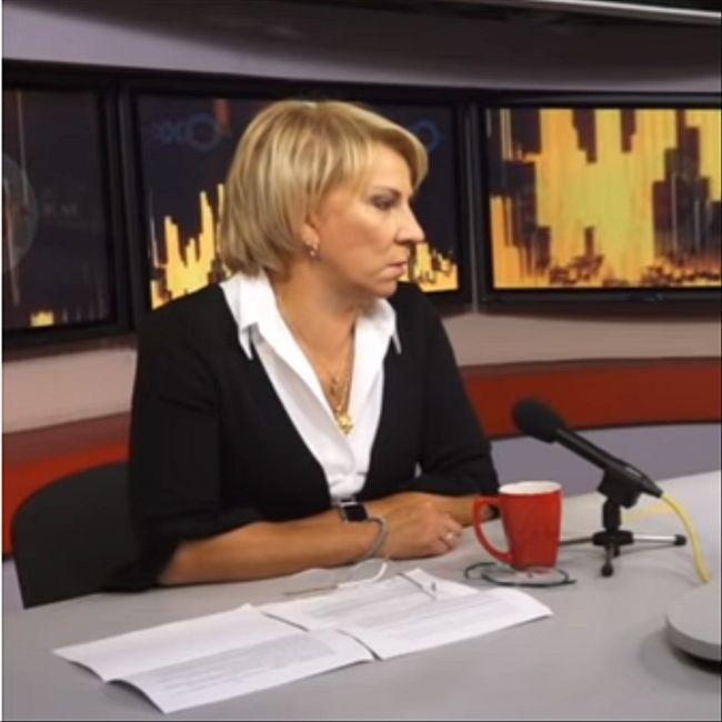 Особое мнение / Елена Лукьянова // 18.04.18