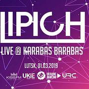 Live @Karabas Barabas, Lutsk 01.03.2019