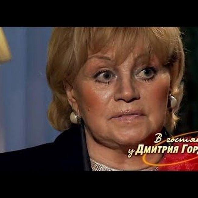 """Егорова: Только я и Менакер твердили Миронову: """"Хватит, так же нельзя! Всех денег не заработаешь"""""""