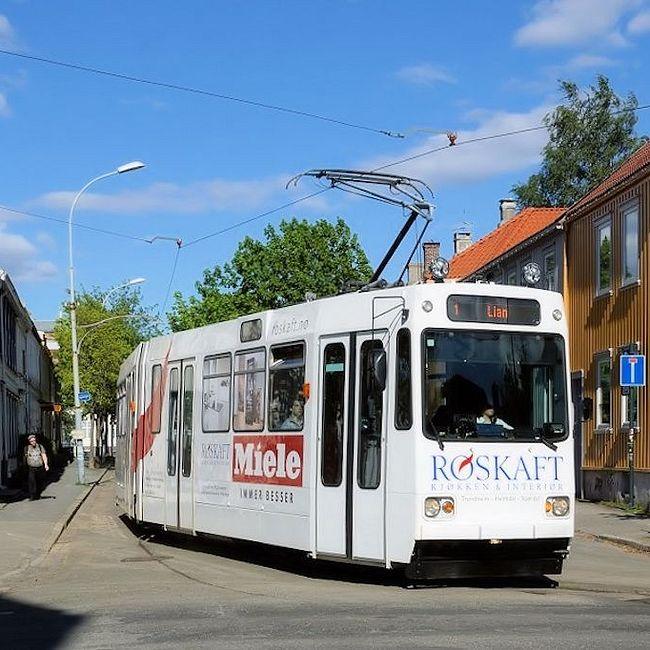 Самый северный трамвай