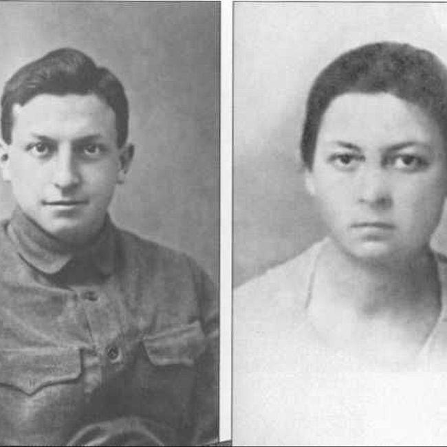 Семейные истории. Вениамин Каверин и Лидия Тынянова