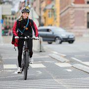 Велосипедисты. Безопасность на дороге. Взаимодействие с водителями и пешеходами