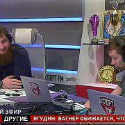 Двойной удар. 13.02.2018. Гости - Заурбек Хасиев и Али Магомедов