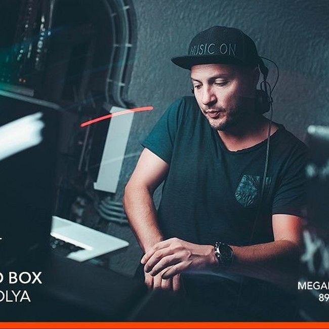 Dj Kolya – RecordBox @ Megapolis 89.5 Fm 23.03.2018