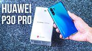 Распаковка Huawei P30 Pro ???? ПОЛНЫЙ ОБЗОР и ОПЫТ пользования