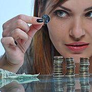 """Евро """"перешагнул"""" отметку в 79 рублей впервые за четыре месяца"""