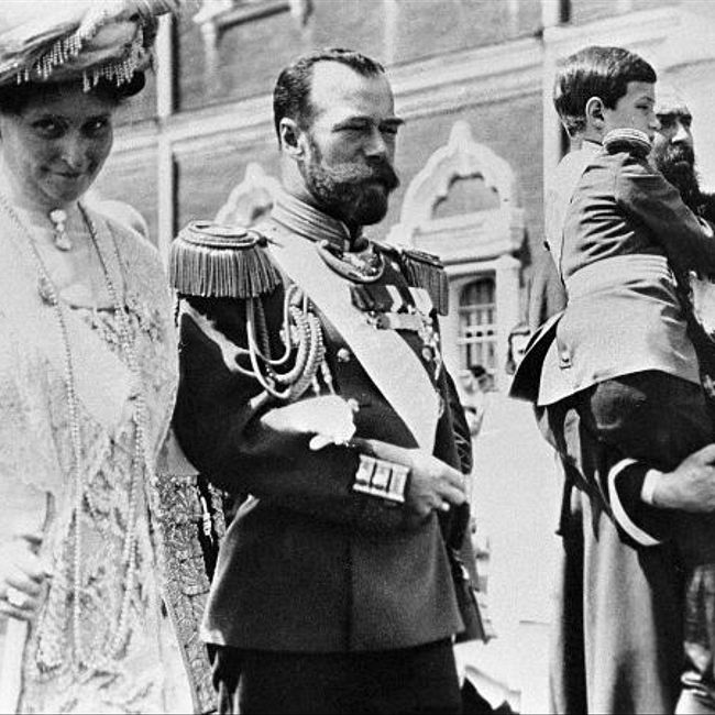 18 мая - день рождения Николая Второго. Мученик или предатель?