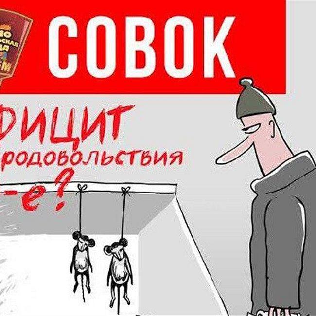 Как власти СССР довели страну до продовольственного дефицита в 80-е