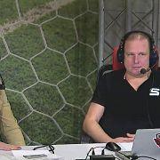 Андрей Потайчук и Надежда Прокопишина в гостях у Спорт FM.  6.12.2017