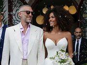 Венсан Кассель женился на 21-летней модели