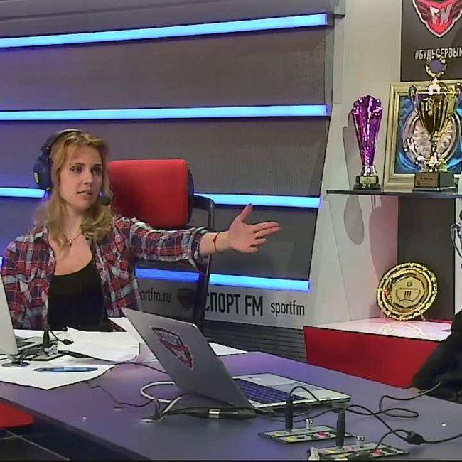 100% Хоккея. 21.01.2018. Гости - игроки ХК «Северсталь»