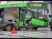 Причины ДТП с автобусами. Программа «Вместе за безопасность»