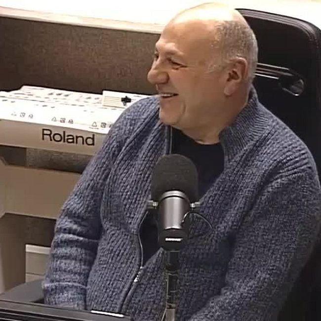 """Сергей Газаров - """"Думать в кадре много не разрешают"""""""