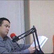 Писатель Лев Наумов нарадио Фонтанка ФМ— интервью встудии (040)