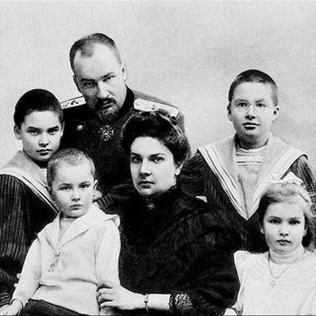 Сергей Петрович и Евгений Сергеевич Боткины