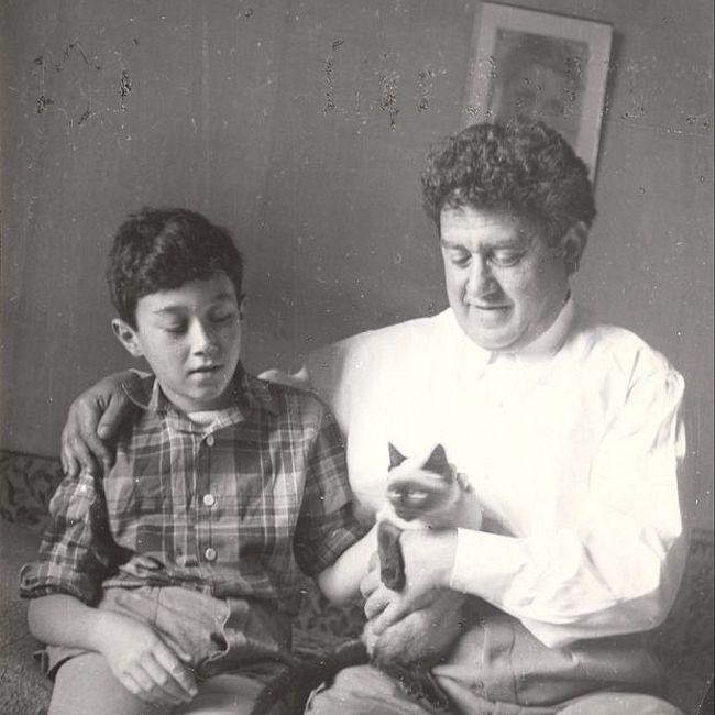 Семейные истории: Виктор и Денис Драгунские