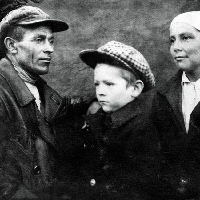 Семейные истории. Аркадий Пластов и Наталья фон Вик