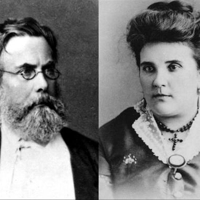 Семейные истории: Владимир Вернадский и Наталья Старицкая