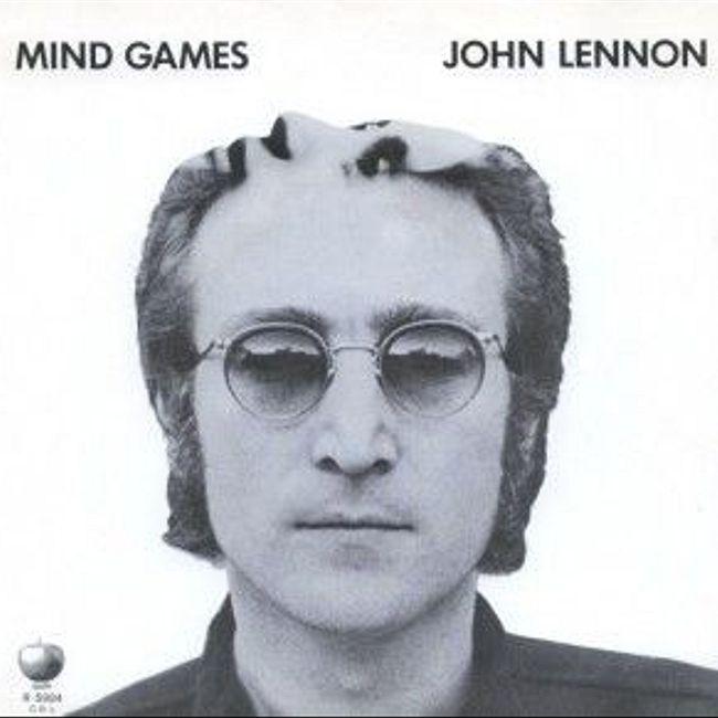 Mind Games (Игры разума)— четвёртый сольный студийный альбом Джона Леннона (045)