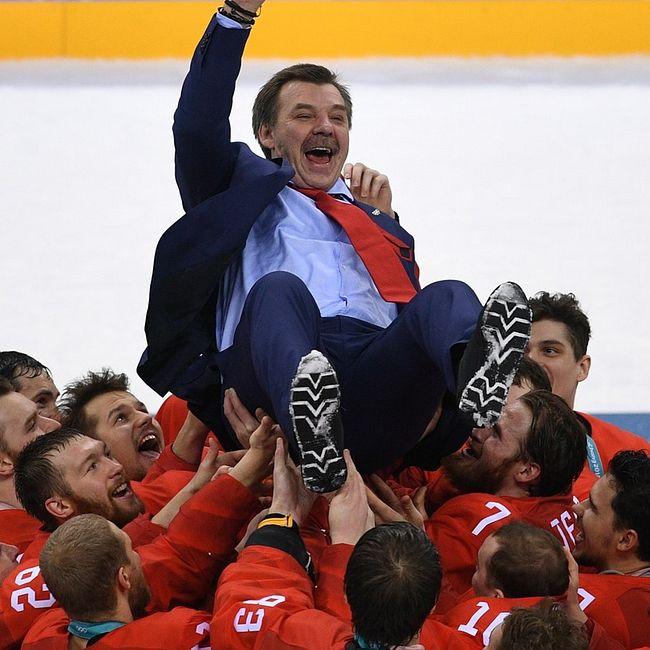 Кто заменит Знарка в сборной России?