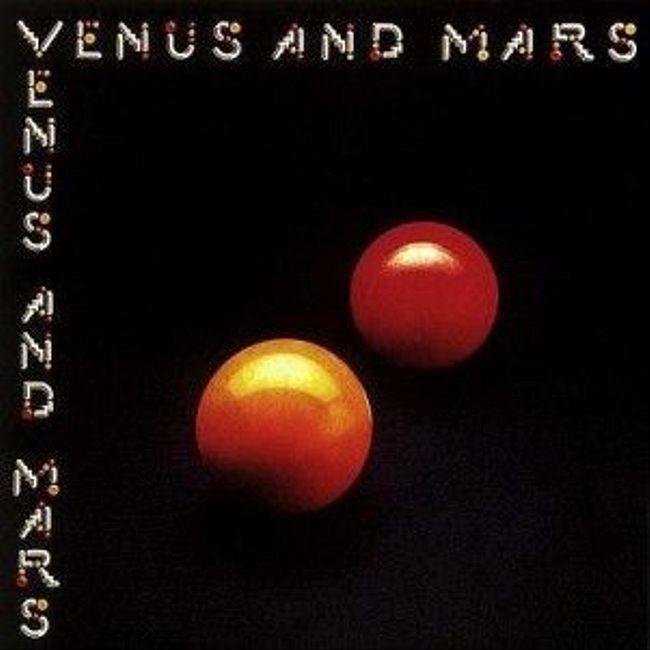 Venus and Mars— четвёртый студийный альбом группы Wings (052)