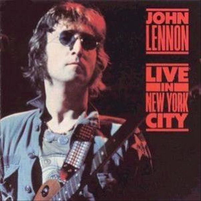 Live inNew York City— второй концертный альбом Джона Леннона (046)