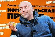 """Захар Прилепин: """"Донецк позволяет себе улыбаться, и это один из принципов поведения"""""""