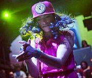 Dancehall. Nora EXPLORA. Part 1