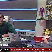 Григорий Дрозд в гостях у Двойного удара. 05.02.2018