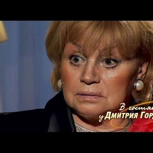 Егорова: Я знаю многих, кого Ширвиндт зажимал, но зачем это белье вытряхивать?