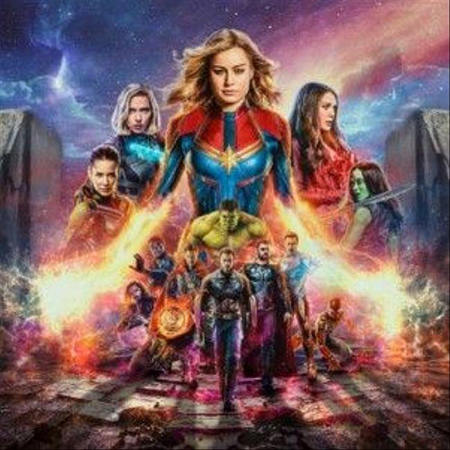 #ХОЧУрелакс – Мстители: финал  ОБЗОР