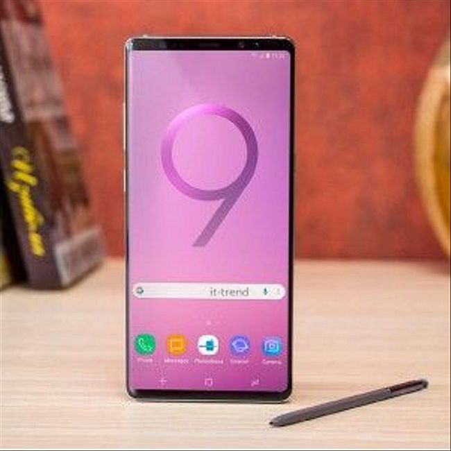Samsung Unpacked и Note 9