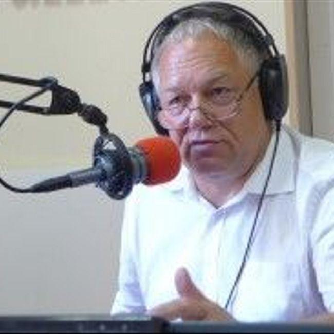 Директор Петербургской Кольцевой автодороги дал интервью ФонтанкеФМ (160)