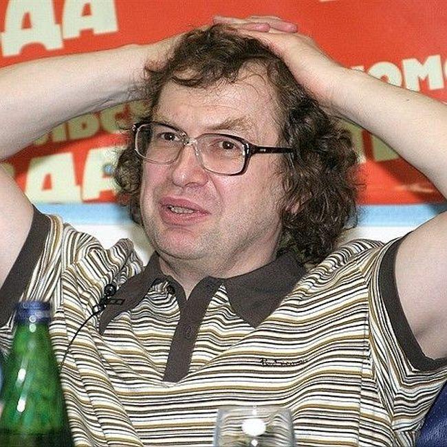 В Москве скончался основатель финансовой пирамиды МММ Сергей Мавроди