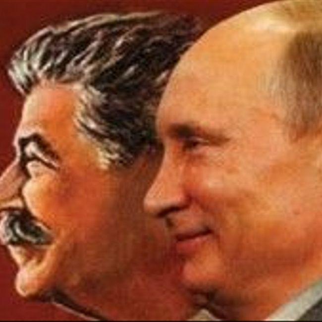 Лицом к событию. Дело Сталина-Путина побеждает? - 16 Февраль, 2017
