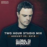 Global DJ Broadcast: Markus Schulz 2 Hour Mix (Aug 23 2018)