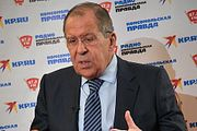 Сергей Лавров - «КП»: Порошенко готовит провокацию на границе с Крымом. Он получит ответ - мало не покажется, я вас уверяю